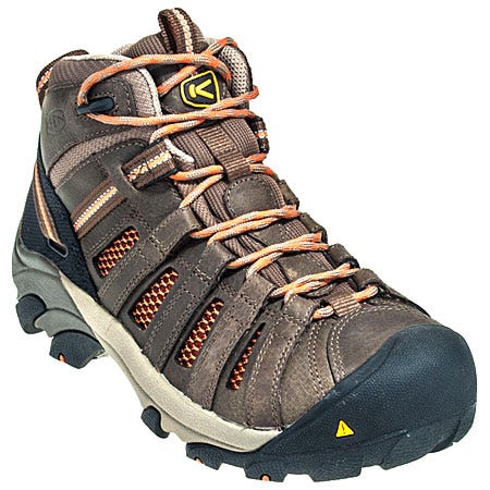 Footwear 1008822 Flint Hiking Boots