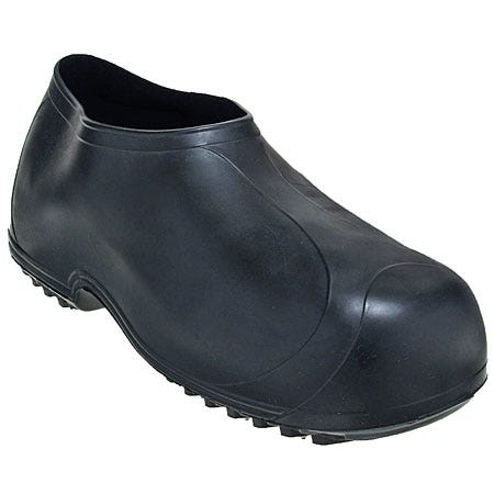 Tingley Overshoes: Men's 1350 Waterproof Ice Traction Rubber Overshoes
