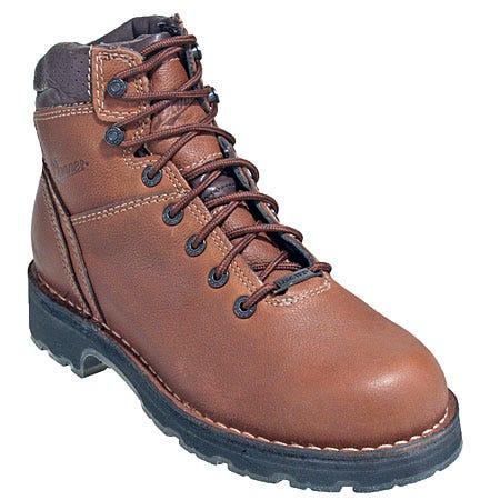 Danner Boots Men's Brown Workman GTX 16003 Waterproof Work Boots