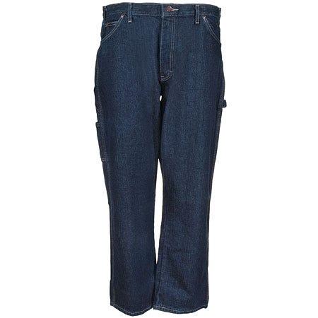 Dickies Mens 1993 RNB Rinsed Indigo Blue Carpenter Jeans