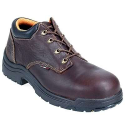 Timberland PRO Boots: Men's TiTAN 47028 Alloy Toe Oxford Work Shoes
