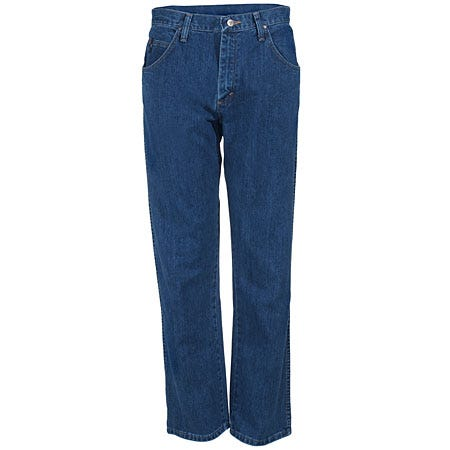 Wrangler Jeans: Men's Relaxed Fit 20X Denim Work Jeans 23MWX VB Sale $37.00 Item#23MWXVB :