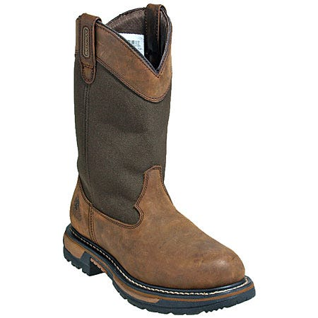 Rocky Boots: Men's Waterproof Insulated Cowboy Boots 2867