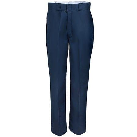Dickies® Boy/'s Classic Fit Flat Front Short Dark Navy 54562DN