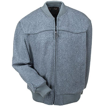 Walls Jackets: Men's Grey Wool Blend Lined Water-Repellent Jacket 35890FH LGY Sale $102.00 Item#35890FH-LGY :