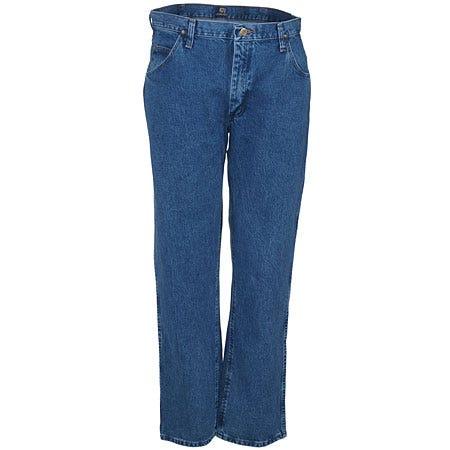 Wrangler Jeans: Men's Cowboy Cut Stonewashed Jeans 47MWZ SW Sale $40.00 Item#47MWZSW :