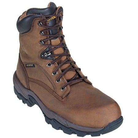 Chippewa Boots: Men's EH 55166 Composite Toe Waterproof Work Boots