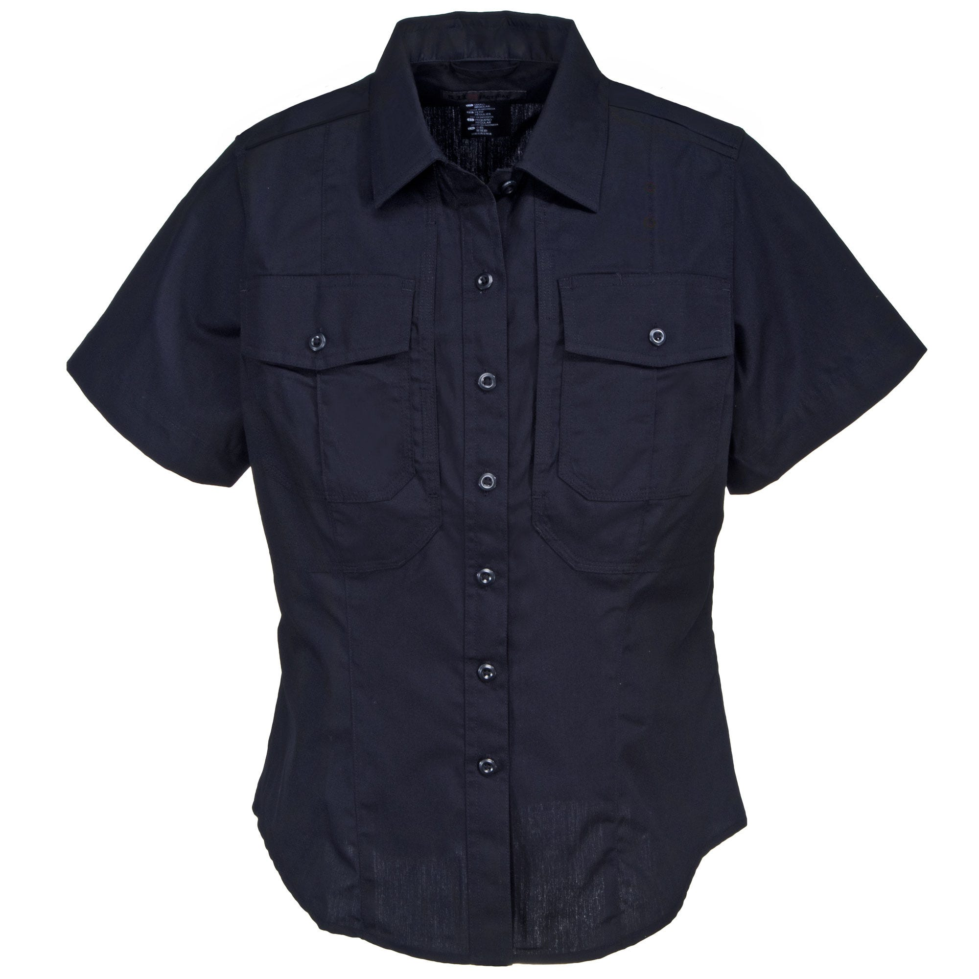 5.11 Tactical Women's 61018 750 Navy PDU Class B Short Sleeve Shirt