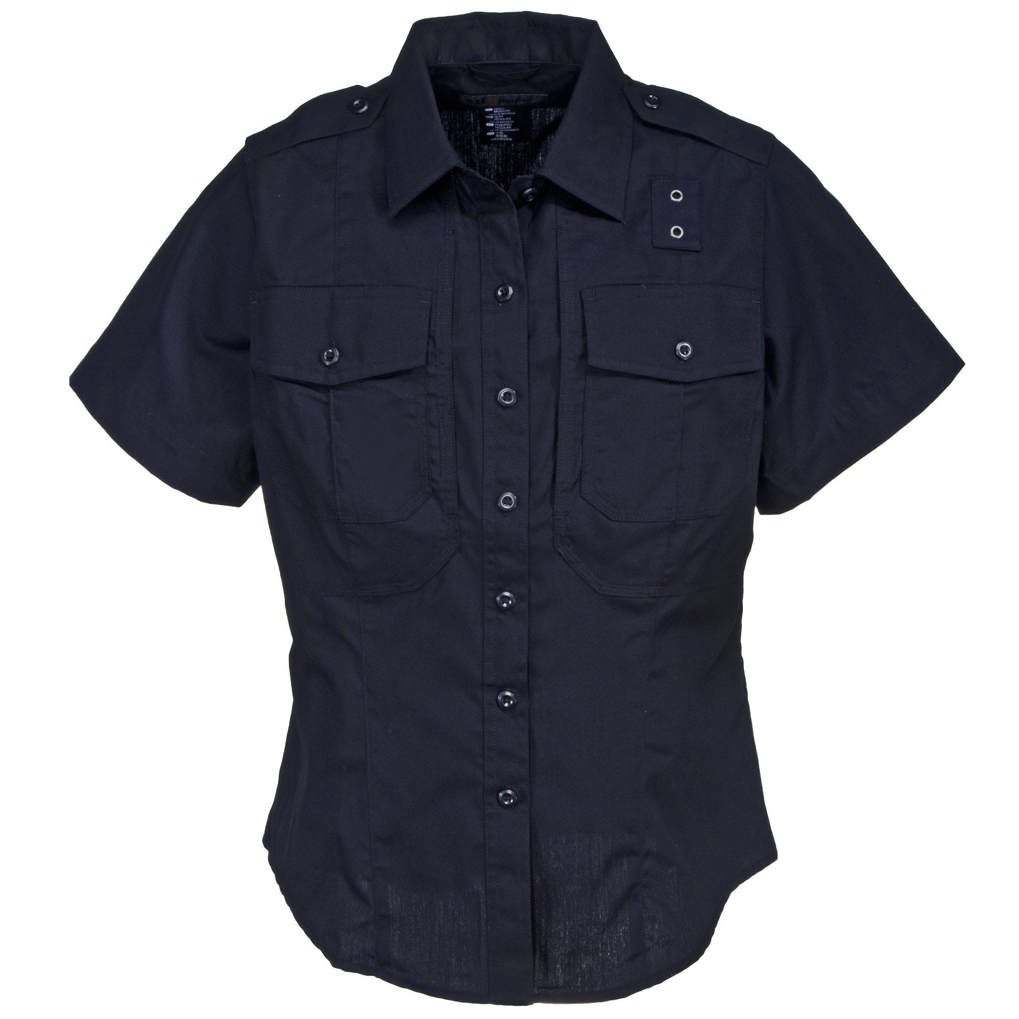 5.11 Tactical Women's Class B 61168 750 Navy Ripstop Shirt