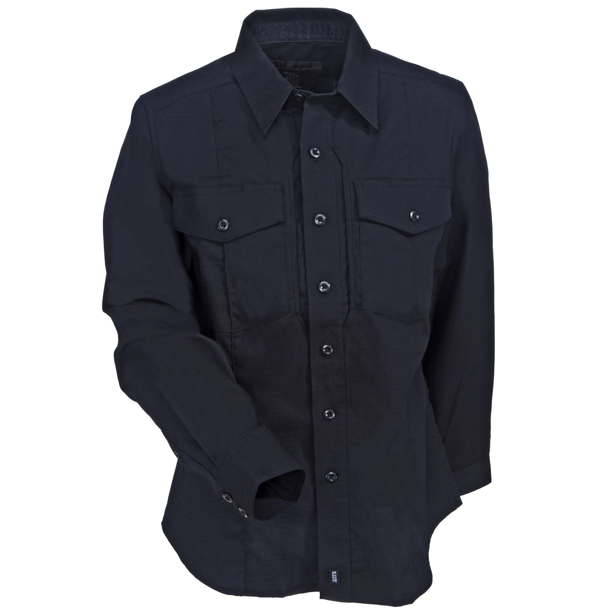 5.11 Tactical Women's 62010 750 Navy Stryke Class B Long Sleeve Shirt