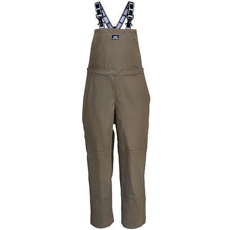 Helly Hansen Pants: Impertech II Green Waterproof Bib Pants 70548 770 Sale $66.00 Item#70548-770 :