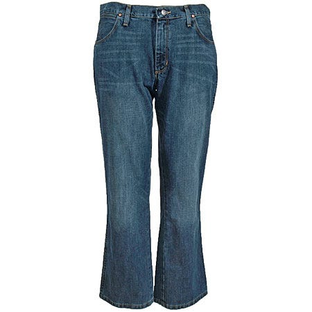 Wrangler Retro Slim Boot Jeans 77MWZ River Wash Denim Sale $44.00 Item#77MWZRW :