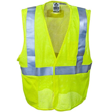 Ergodyne High Visibility Class 2 Flame Resistant Safety Vest 8260 FRHL