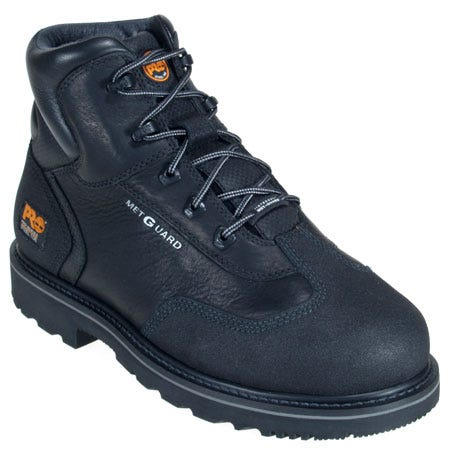 Timberland PRO Boots: Men's 85516 Internal Met Guard EH Steel Toe Boots