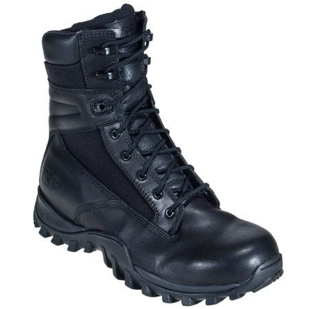 Timberland PRO Boots: Men's Black Waterproof Work Boots 85522