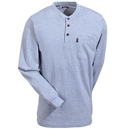 Best Price Key Shirts: Men's Heavyweight Cotton Grey ...