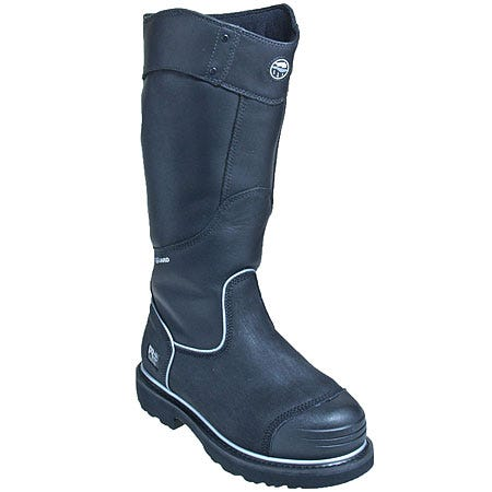 "Timberland Pro Boots: Men's 16"" General Toe Wellington Boot-7M"