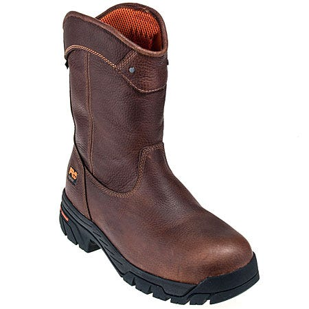 Timberland PRO Boots: Men's 88537 Helix EH Composite Toe Wellington Boots