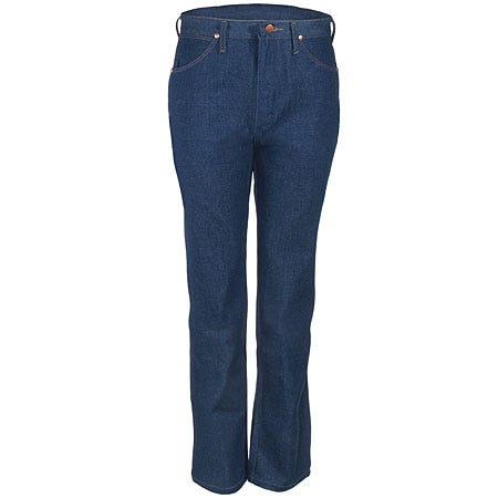 Wrangler Jeans: Men's 0936 DEN Cotton Denim Slim Fit Cowboy Jeans Sale $36.00 Item#0936DEN :