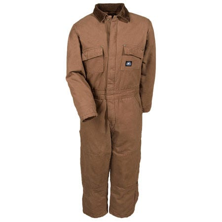 Polar King Coveralls: Boys' Cotton Duck Insulated Double Knee Coveralls 959 28 Sale $55.00 Item#959-28 :