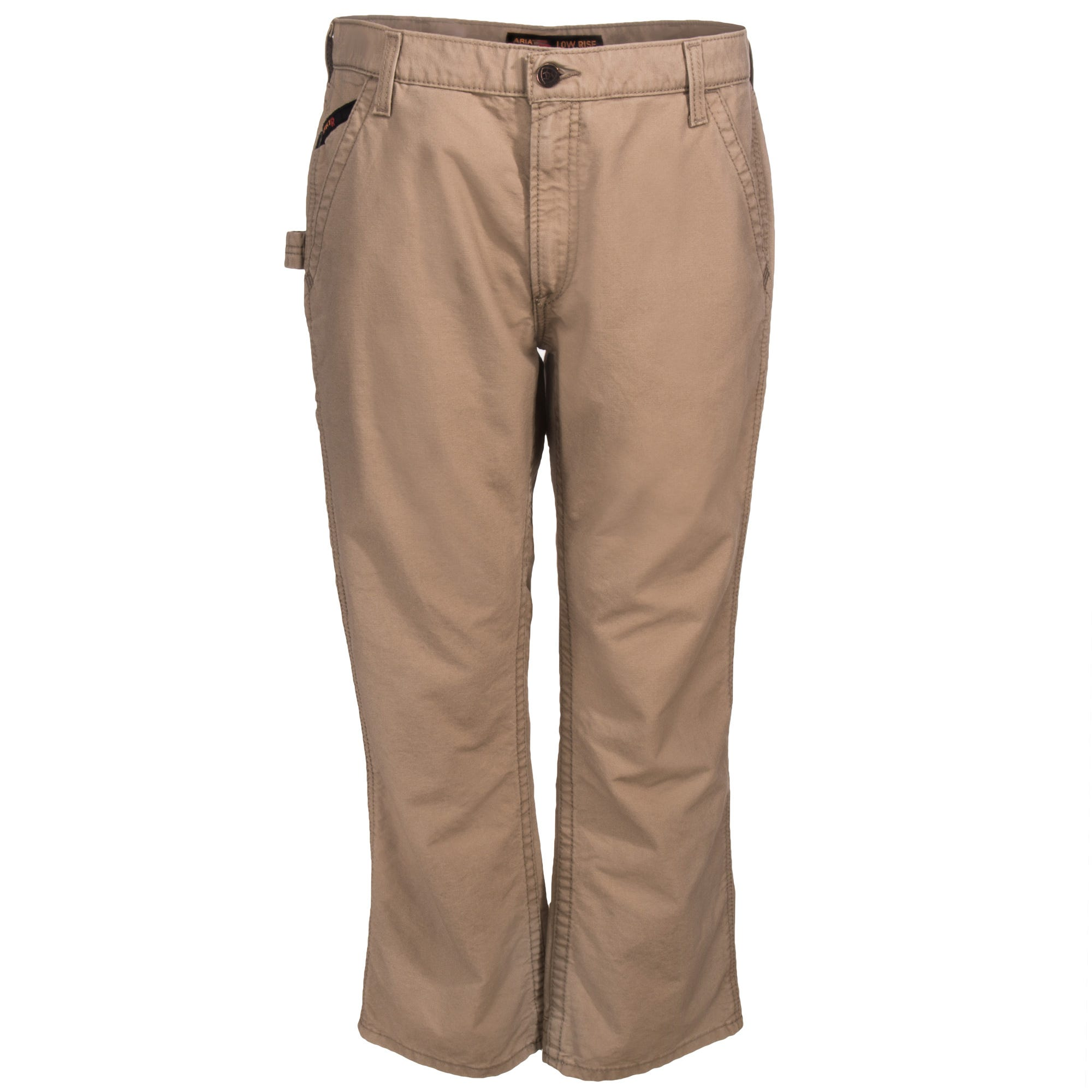 e6db783746e Ariat Work FR M4 Workhorse FR 10017227 Khaki Boot Cut Lowrise Pants
