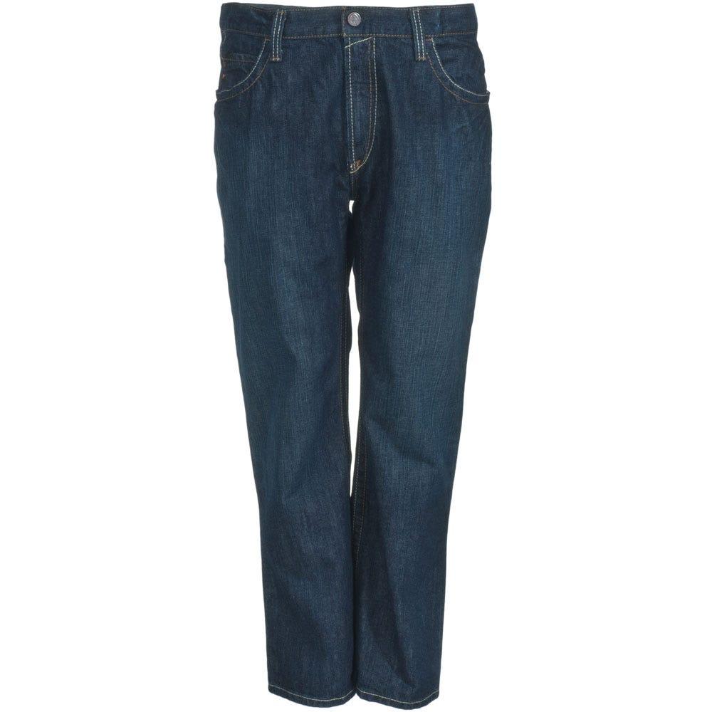 Ariat Jeans: Men's 10012555 Flame-Resistant Low Rise Shale M4 Boot Cut Jeans