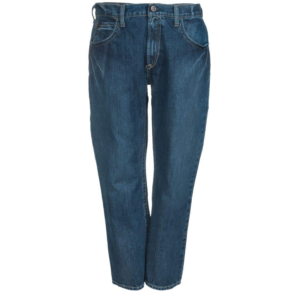Ariat Jeans: Men's 10014449 Flame-Resistant M3 Flint Loose Fit Jeans