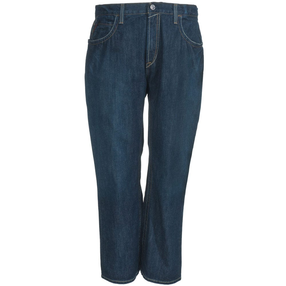 Ariat Jeans: Men's 10014450 Flame-Resistant M3 Shale Loose Fit Work Jeans