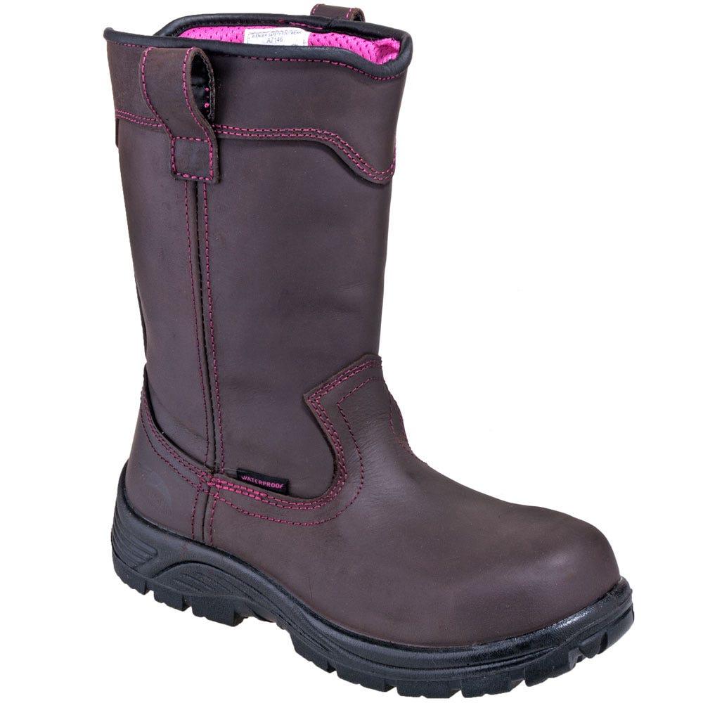 Avenger Women's Work Boots A7146