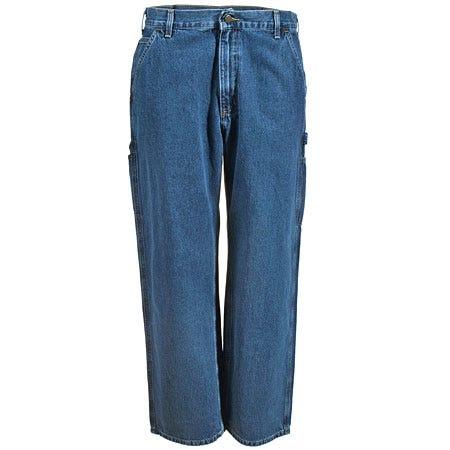Carhartt Pants: Carhartt B13 DPS Denim Work Dungaree Pants Sale $35.00 Item#B13DPS :