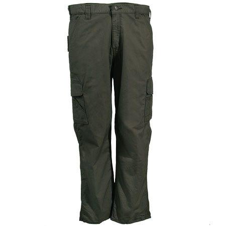 Carhartt Men's Dark Olive Canvas Utility Work Pants B260 DOL Sale $45.00 Item#B260DOL :