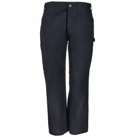 Carhartt Pants: Men's Relaxed Fit Cotton Work Dungarees B324 BLK Sale $35.00 Item#B324BLK :