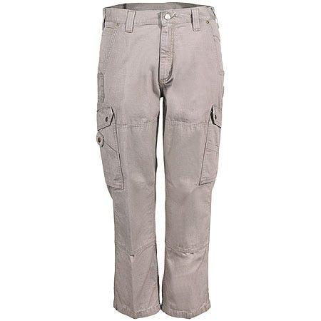 Carhartt Pants: Men's Desert Ripstop Cotton Cargo Pants B342