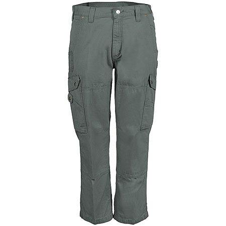 Carhartt Pants: Men's Moss Green Ripstop Cotton Cargo Pants B342 Sale $48.00 Item#B342MOS :