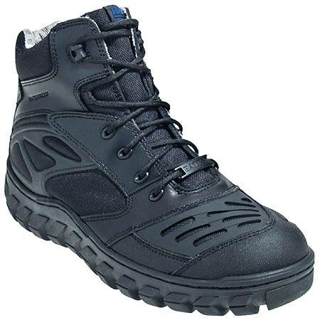 Bates Boots Men's Black Reyes 44130 Waterproof Slip Resistant Work Boots