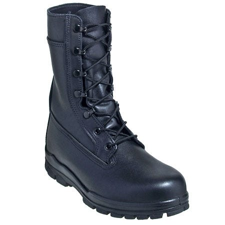 Bates Boots: 1621 Men's Steel Toe 9 Inch USA-Made Combat Boots Sale $232.00 Item#1621 :