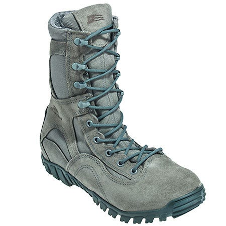 Belleville Boots: Men's Green 693 Waterproof USA-Made Military  Boots