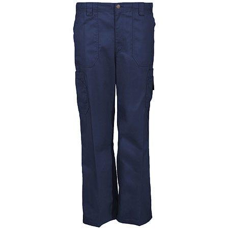 Carhartt Men's Cotton Blend Multi-Cargo Scrub Pants C54108 NVY