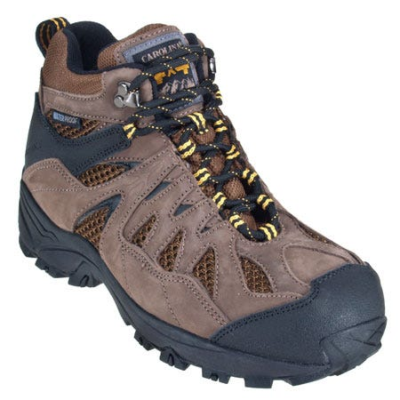 Carolina Women's Composite Toe Waterproof CA4513 Nubuck Hikers