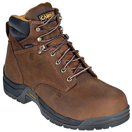 Carolina Women's Waterproof CA1620 Composite Toe Boots
