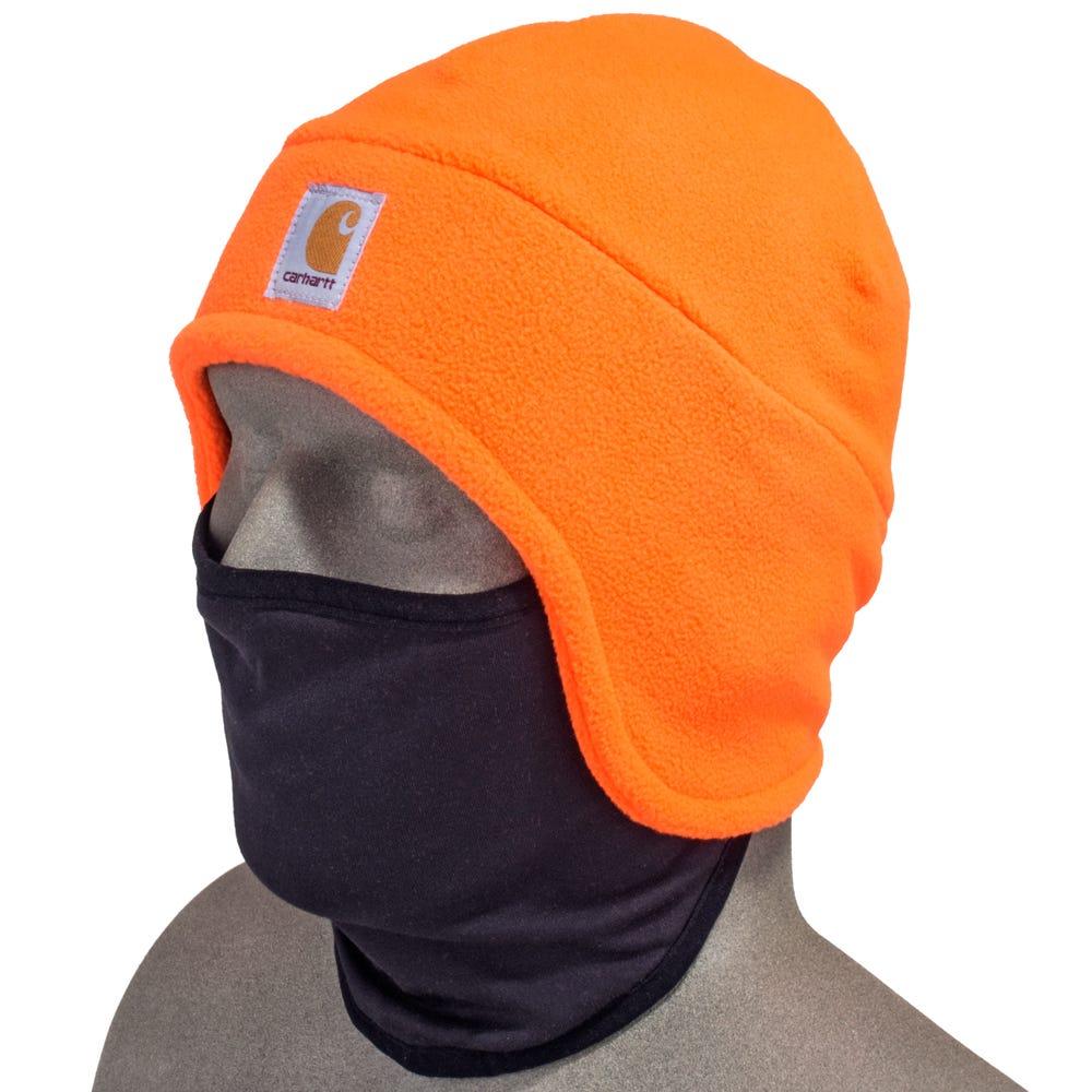 d6477638902ca Carhartt 100795 824 Brite Orange High-Visibility Color Enhanced 2-In-1  Fleece