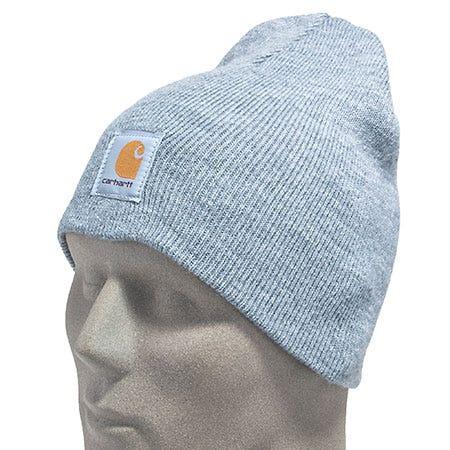 Carhartt Clothing Unisex Heather Grey A205 HGY Acrylic Beanie Winter Work Hat
