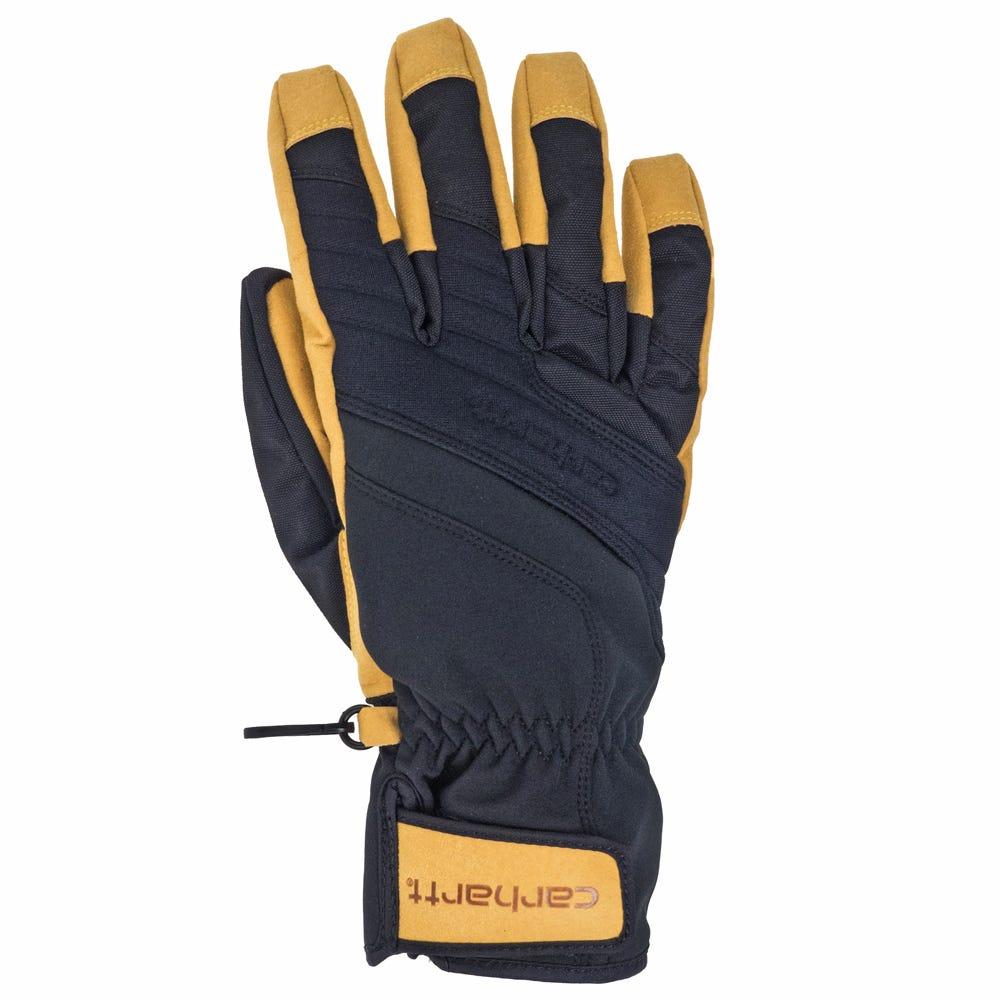 Carhartt A676 BLKBLY Dex II Insulated Waterproof Winter Gloves