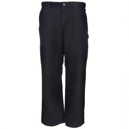 Carhartt Pants: Men's Black B151 BLK Lightweight Canvas Dungaree Work Pants Sale $40.00 Item#B151BLK :