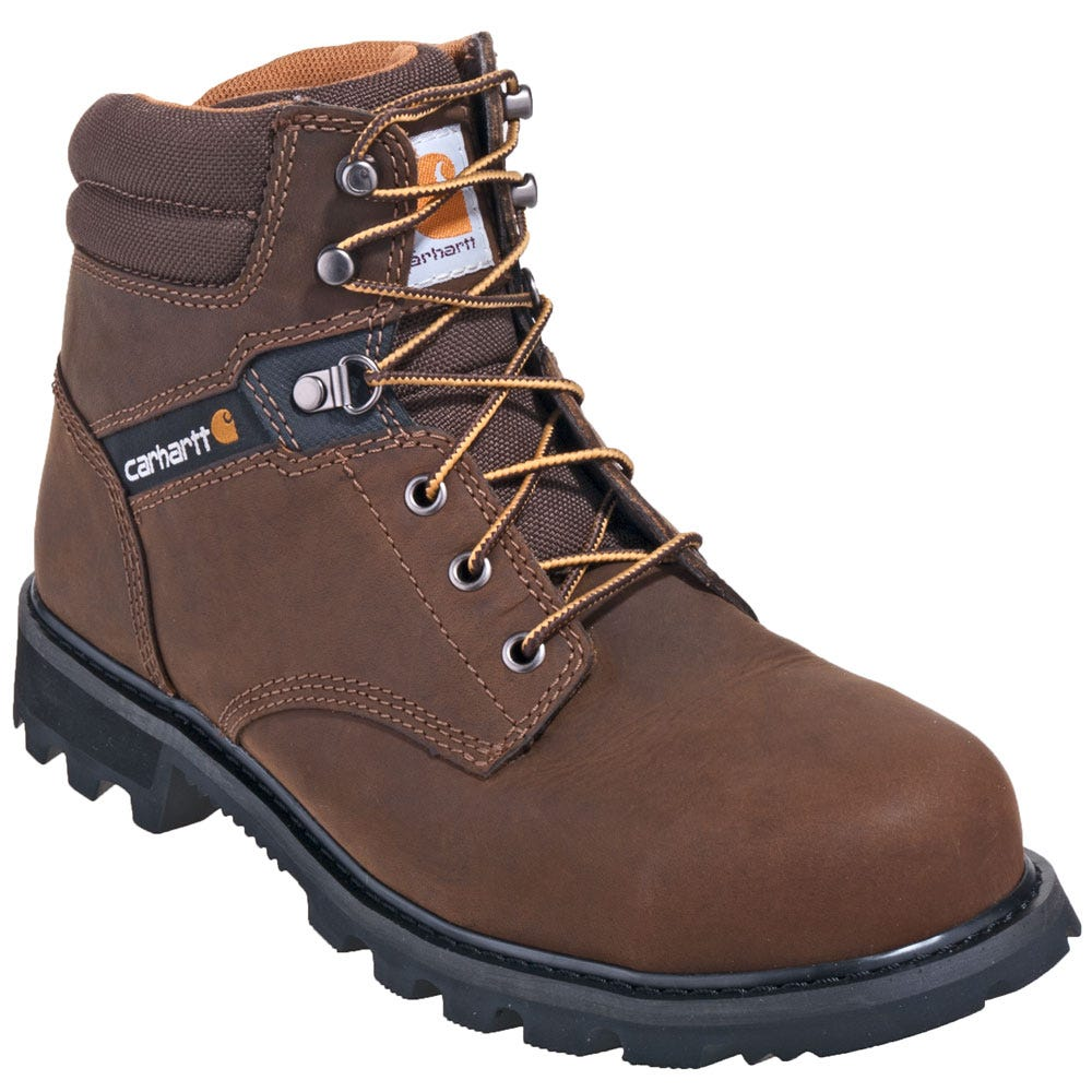 Carhartt Boots Men's 6 Inch Steel Toe Boots CMW6274
