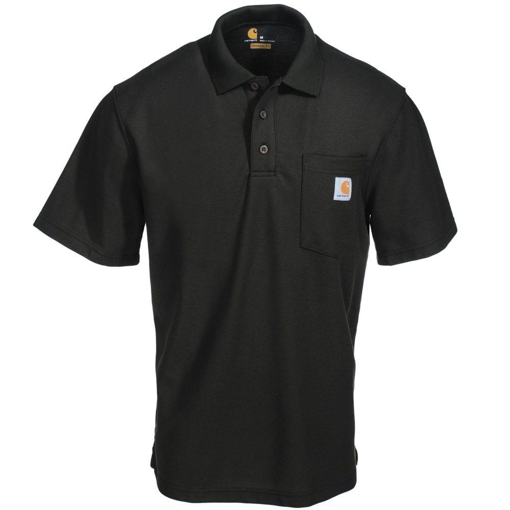 carhartt shirts men 39 s k570 blk black contractor 39 s work