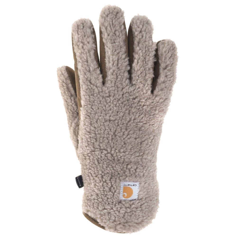 Carhartt Gloves: Women's WA682 DRTSND Brown Desert Sand ...