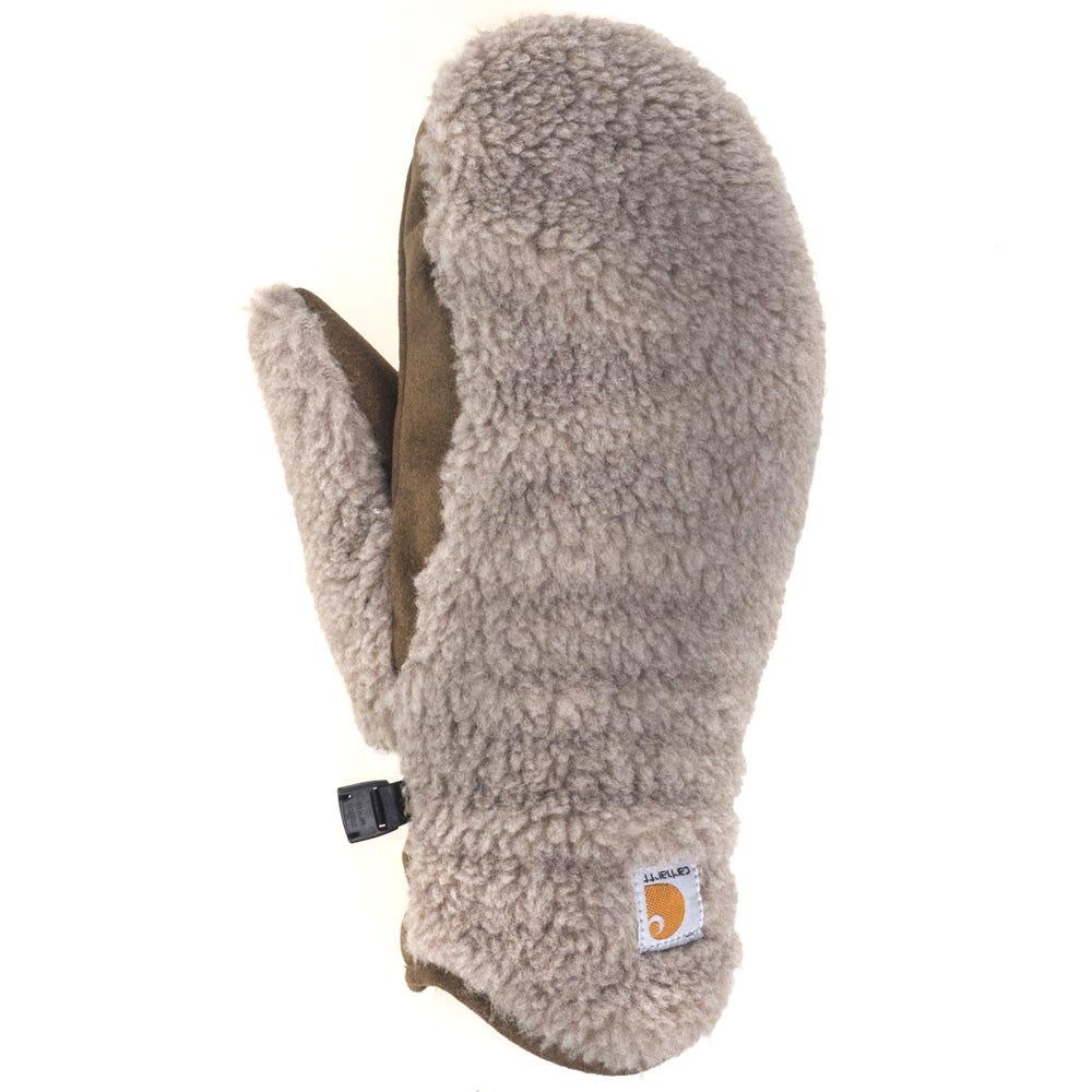 Carhartt Gloves: Women's WA683 DRTSND Insulated Sherpa ...