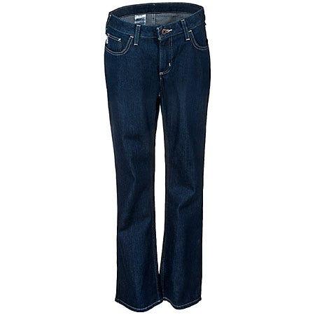 Carhartt Jeans: Women's Dark Night WB041 DKN Original Fit Bootcut Jeans Sale $35.00 Item#WB041DKN :