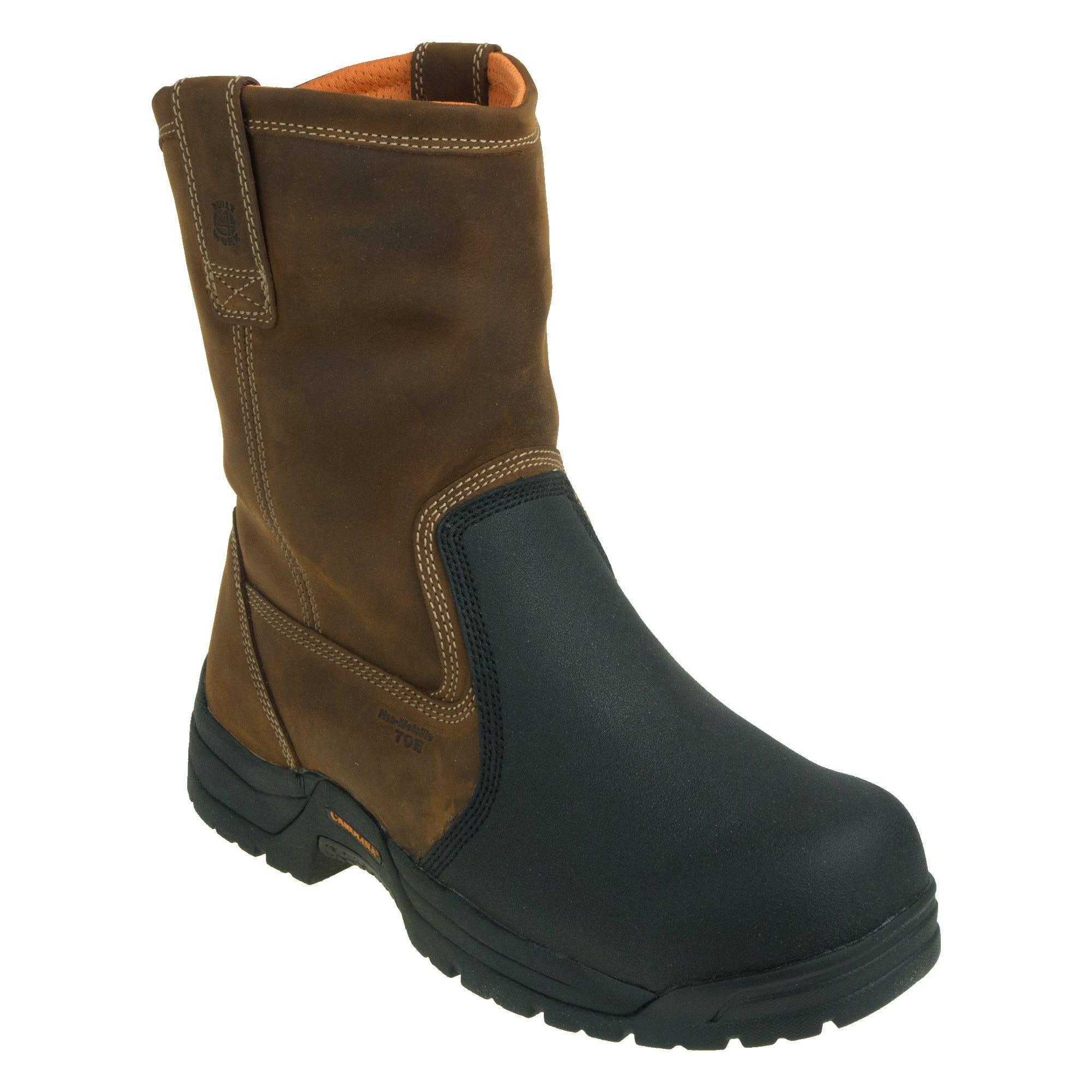51c48bf59ea Carolina Boots: Men's Composite Toe CA4582 MetGuard EH Work Boots ...